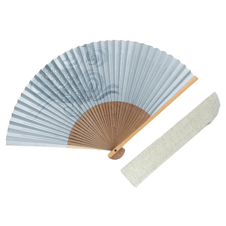 絹張扇子 扇子セット (全5種類)