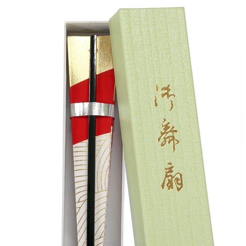 青海雲(せいがいぐも) 赤 黒塗 九寸五分