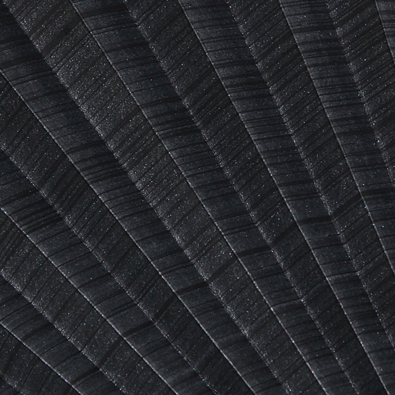 黒地漆絵京扇子セット (全2種類)