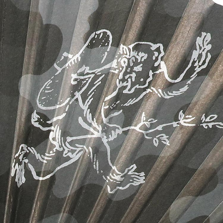 鳥獣戯画京扇子セット (全3種類)