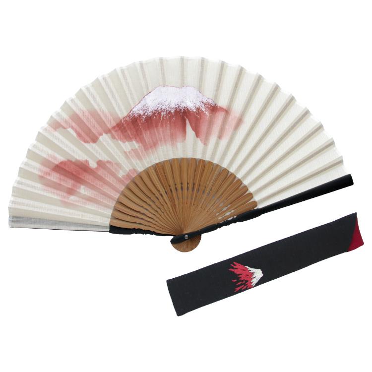名峰富士 扇子セット(全2種類)