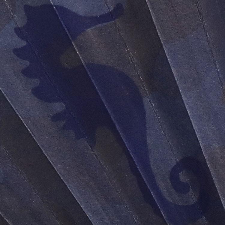 迷彩十二支扇子セット (全12種類)