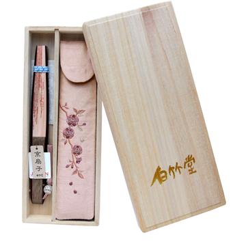 美桜香(みおか) 扇子セット (全3種類)