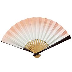 干支茶扇子 「龍丸文様(りゅうまるもんよう)」 5寸