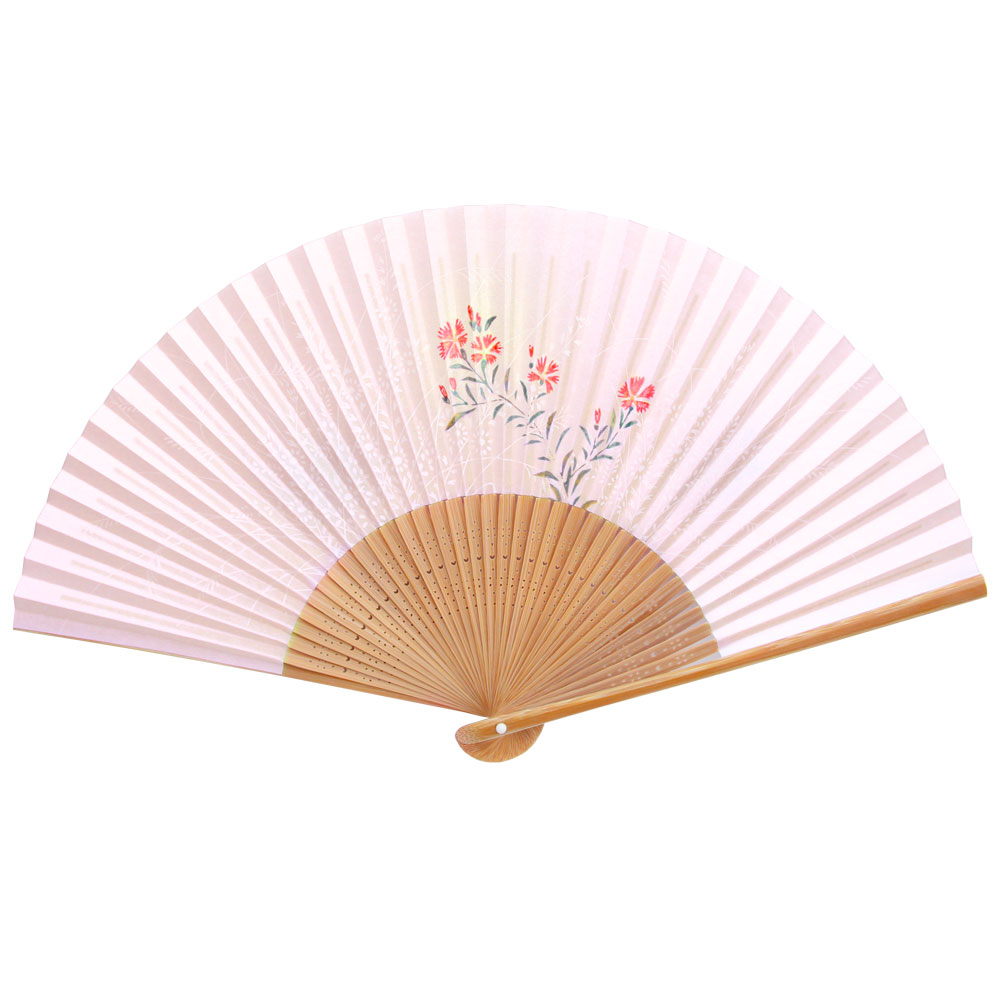 【京扇子】婦人単品扇子 撫子
