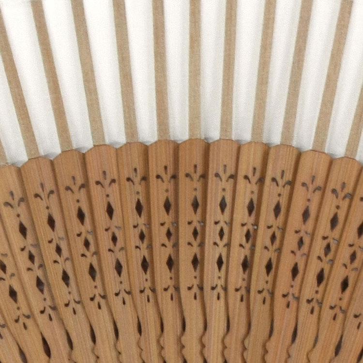 螺鈿親黒檀(らでんおやこくたん)60間 婦人 扇子セット (全3種類)