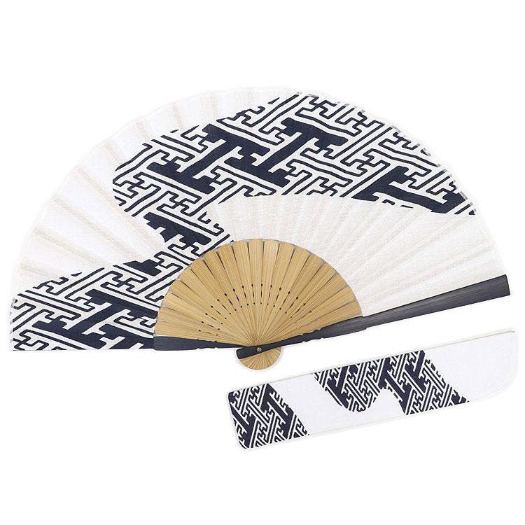 KAZEYUKATA(かぜゆかた)-紳士- 扇子セット (全6種類)