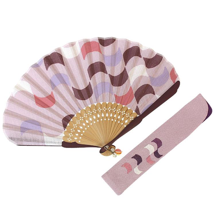 京菓子 扇子セット (全5種類)