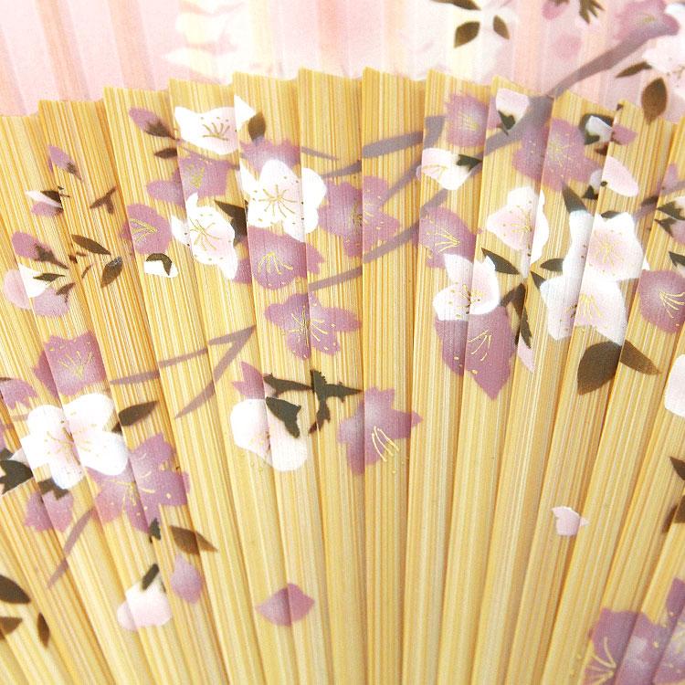 姫桜(ひめざくら) 扇子セット (全3種類)