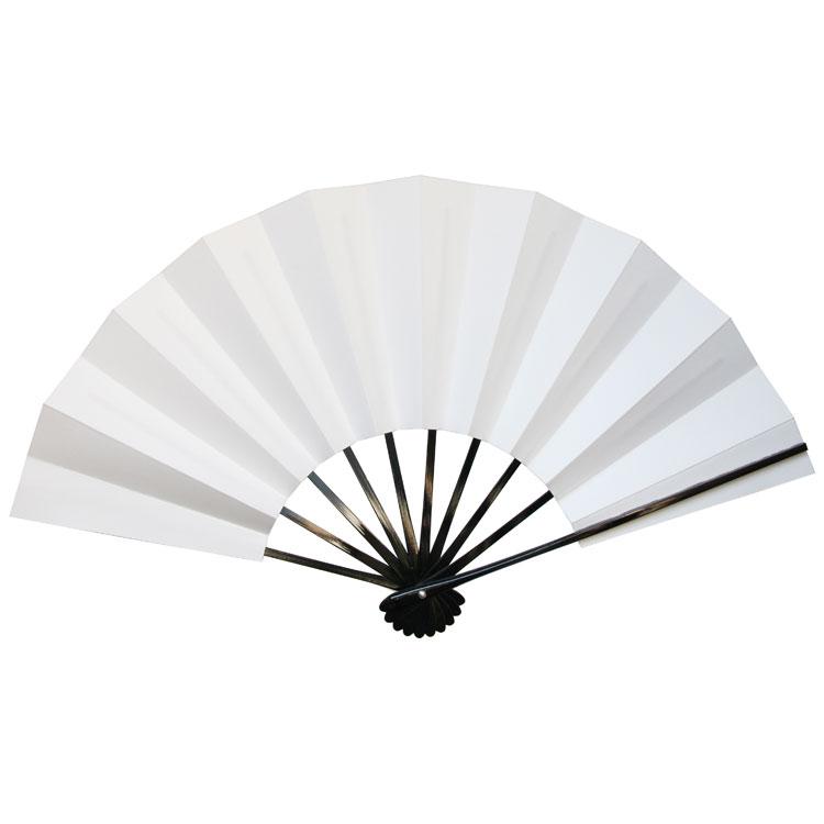難波和夫氏手描き飾り扇子 【干支】子(ねずみ) 九寸五分