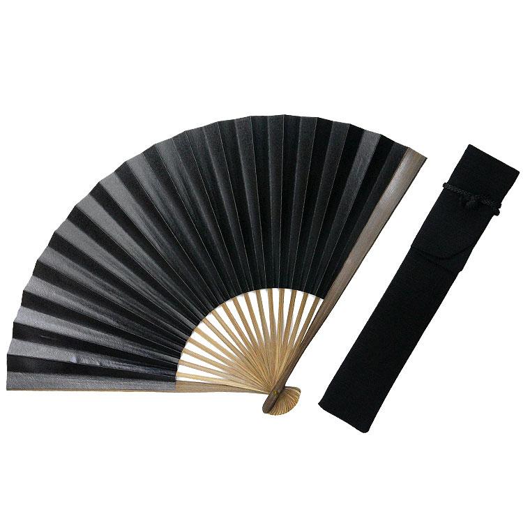 白竹堂渋扇 紳士 (全6種類)