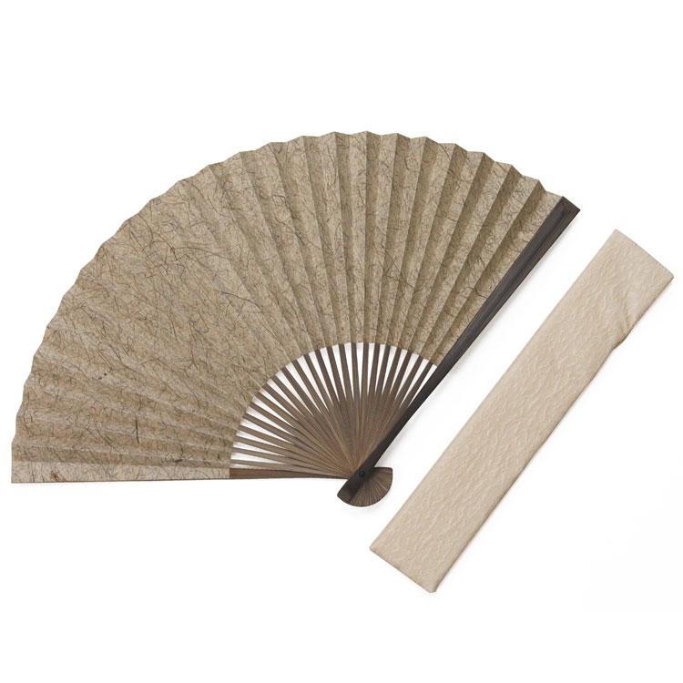 竹紙 扇子セット (全3種類)