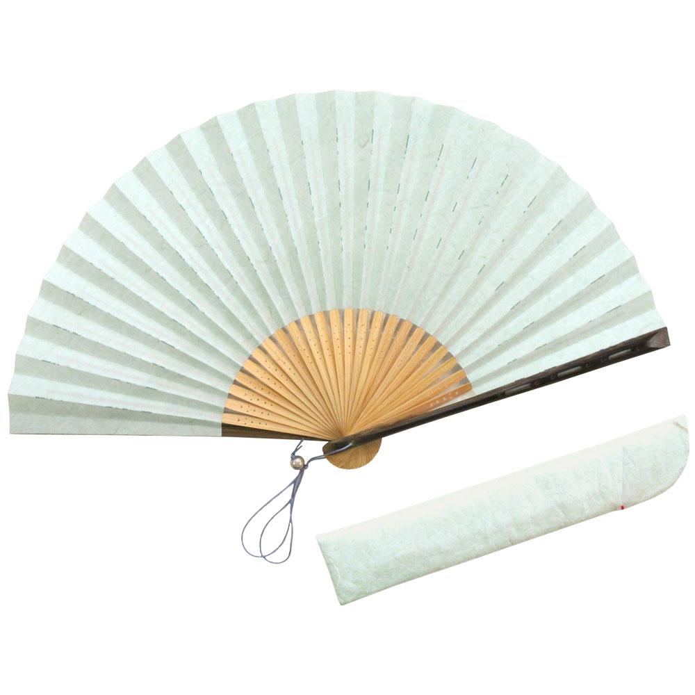 脇彩(わきいろ)黒谷和紙扇子セット (全2種類)