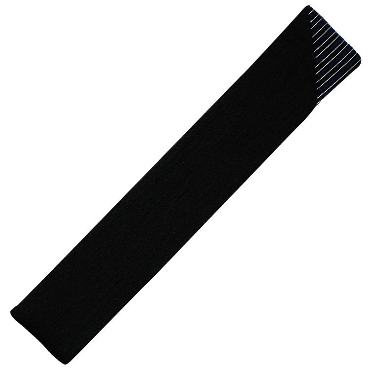 stylish 「チュールストライプ」 扇子セット (全5種類)