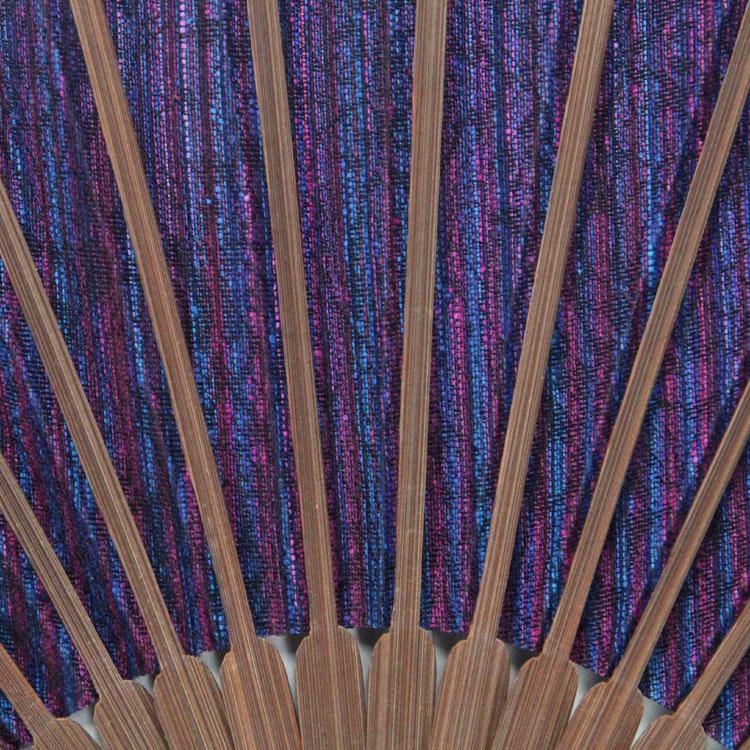 螺鈿(らでん)西陣織扇子セット