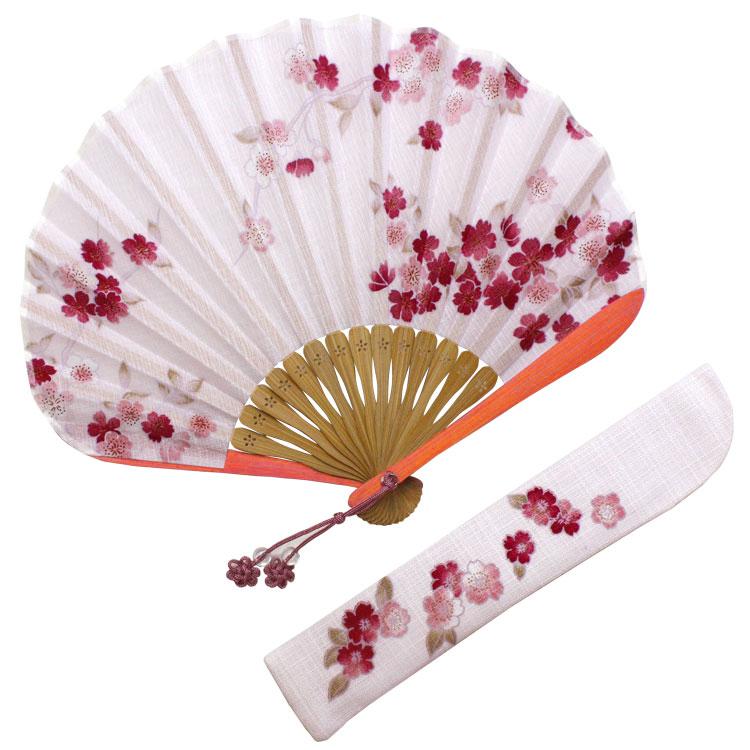やわら咲き 扇子セット (全2種類)