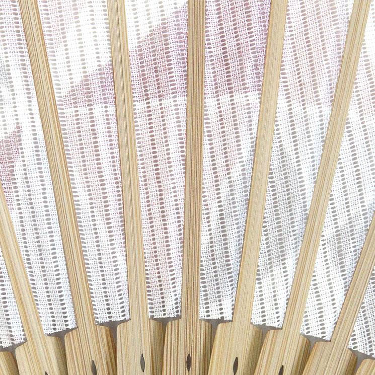 浴衣パレード扇子セット 「変わり三角」 (全2種類)