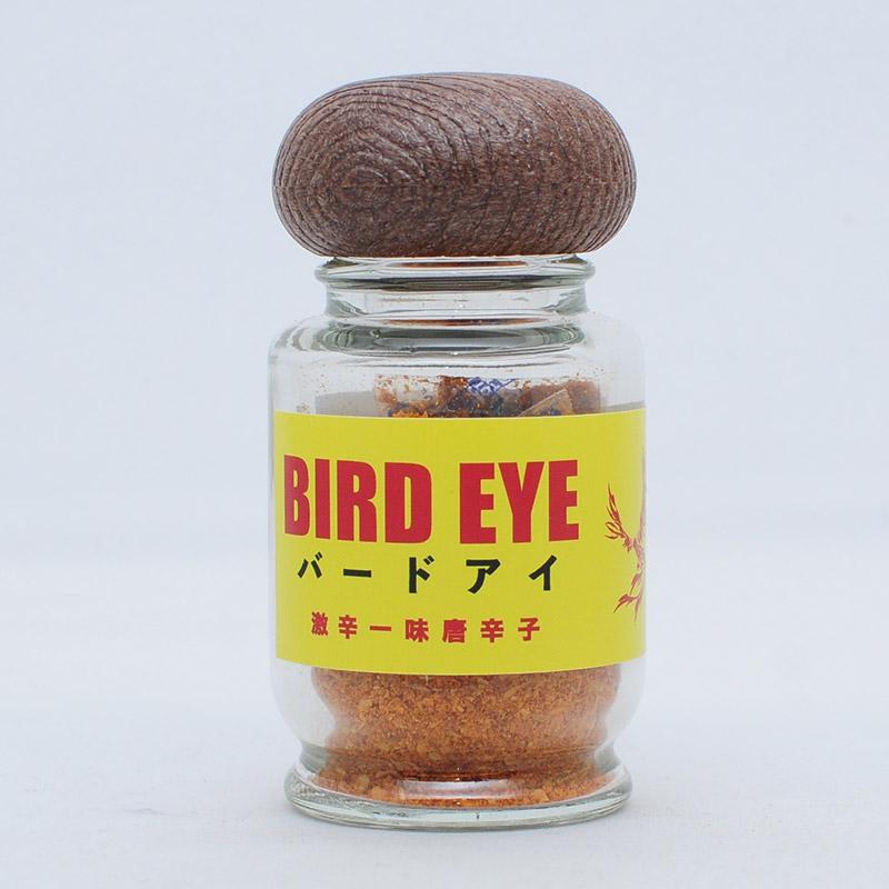 バードアイ 激辛一味唐辛子「BIRD EYE」10g