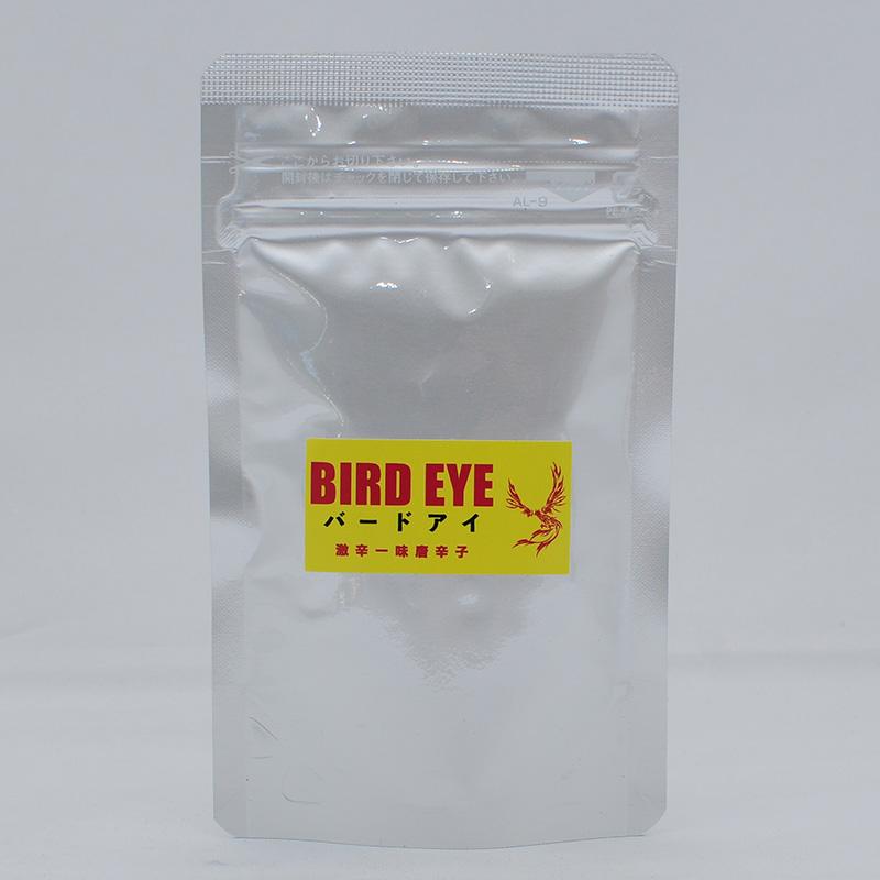 バードアイ 激辛一味唐辛子「BIRD EYE」30g