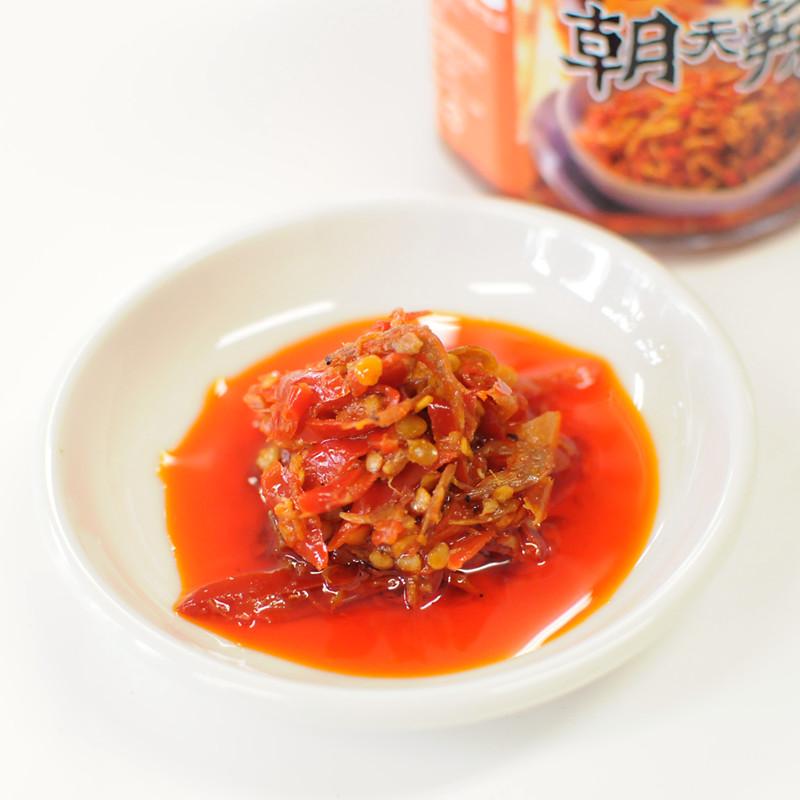 〔唐辛子 台湾 朝天〕えび入り辛味調味料 240g x 10個