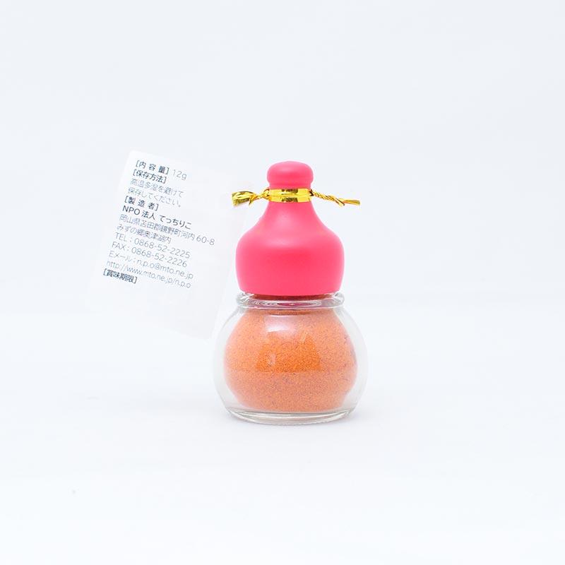 辛美人一味唐辛子12g(瓶入)