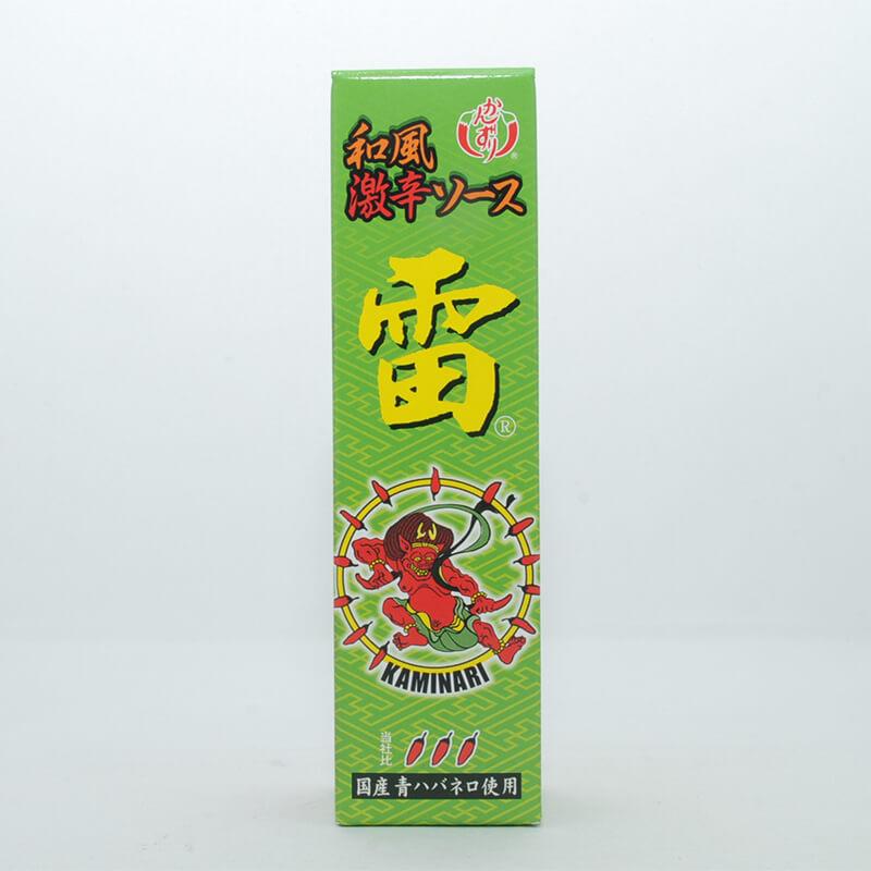和風激辛ソース 雷(青/60ml)