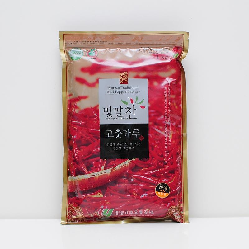 ビッカルチャン 一味唐辛子|英陽/ヨンヤン(1kg/韓国産)