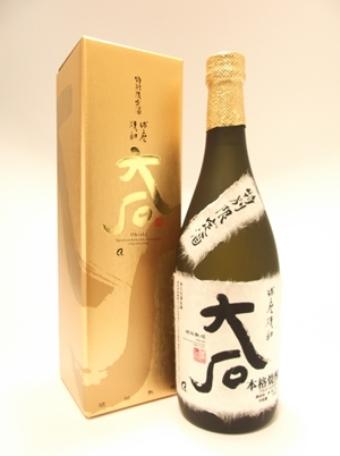 限定酒 大石 720ml 【大石酒造場】