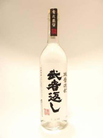 武者返し 720ml 【寿福酒造場】