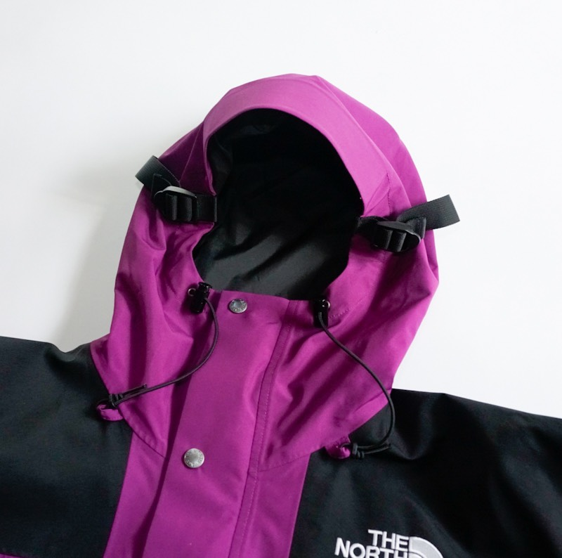 THE NORTH FACE / Deadstock / 1990 Mountain Jacket GTX / Medium / Black×Purple