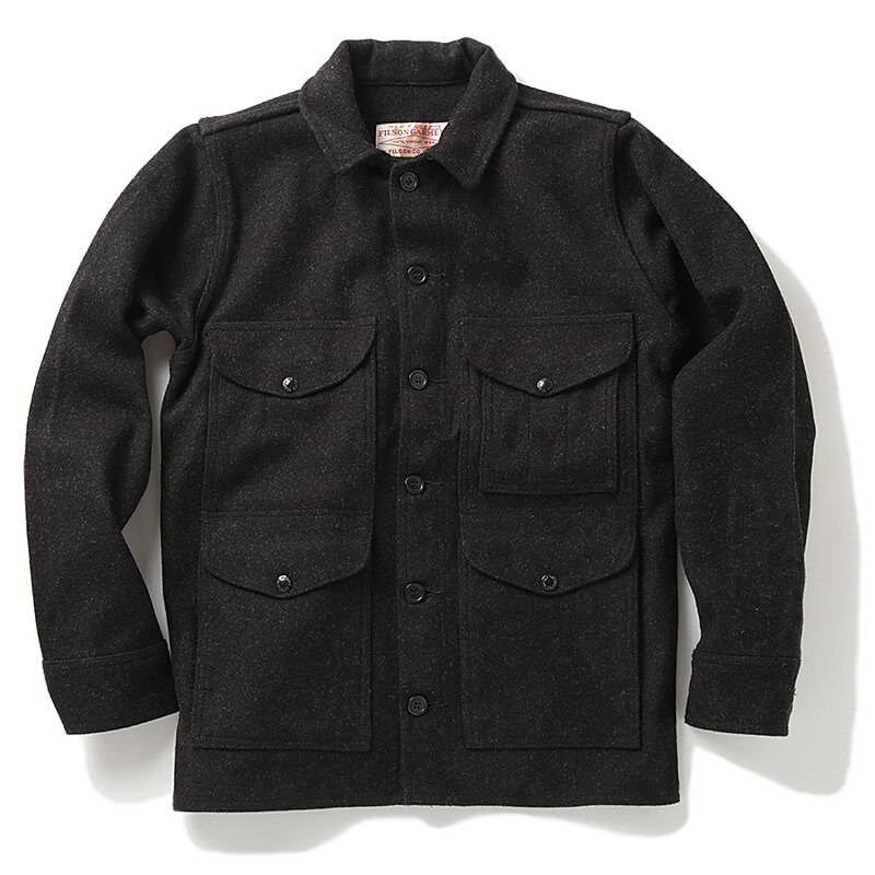Filson / Mackinaw Cruiser / Wool Jacket