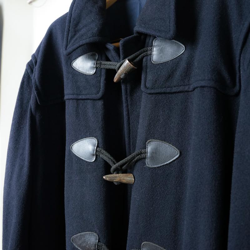 COMME des GARCONS HOMME / 1989's Vintage / Duffle Coat / Medium / Navy