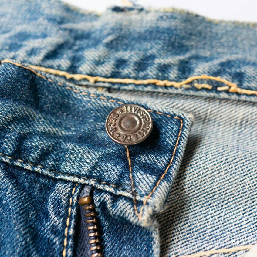 Used / Levi's / 1960'sVintage / 501ZXX Denim Pants / 30inch