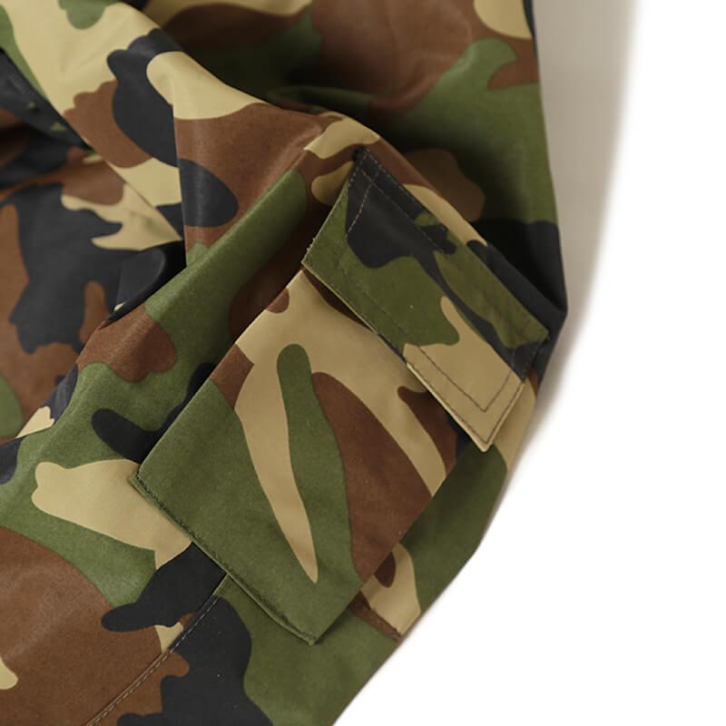 hallelu Products × US Army / ECWCS Parka
