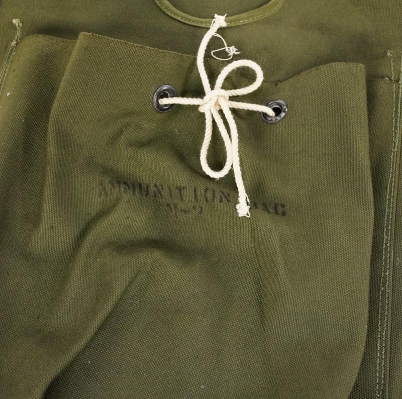 US Army / 1940'sDeadstock / Ammunition Bag M2 Vest / 前期モデル