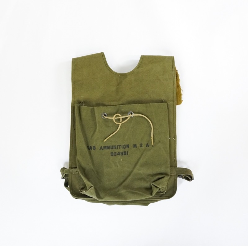 US Army / 1940'sDeadstock / Ammunition Bag M2A1 Vest / 後期モデル