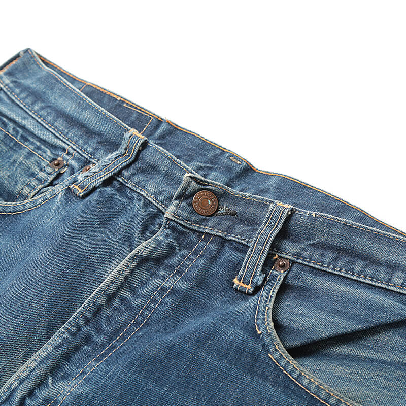 Levi's / 1960'sVintage / 505 Big E / Denim Pants / W34inch / Selvedge