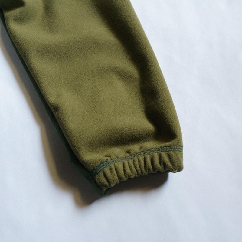 Belgium Military × Syntex / 1990'sDeadstock / Fleece Jacket / Medium、Large