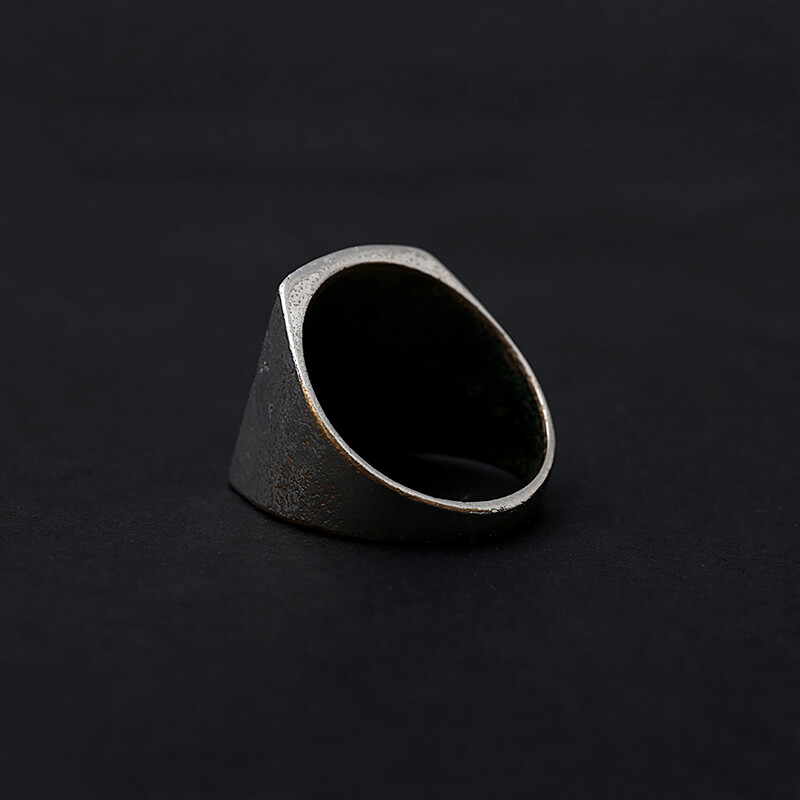 Used / Indian Jewelry / Vintage / Sterling Silver Ring