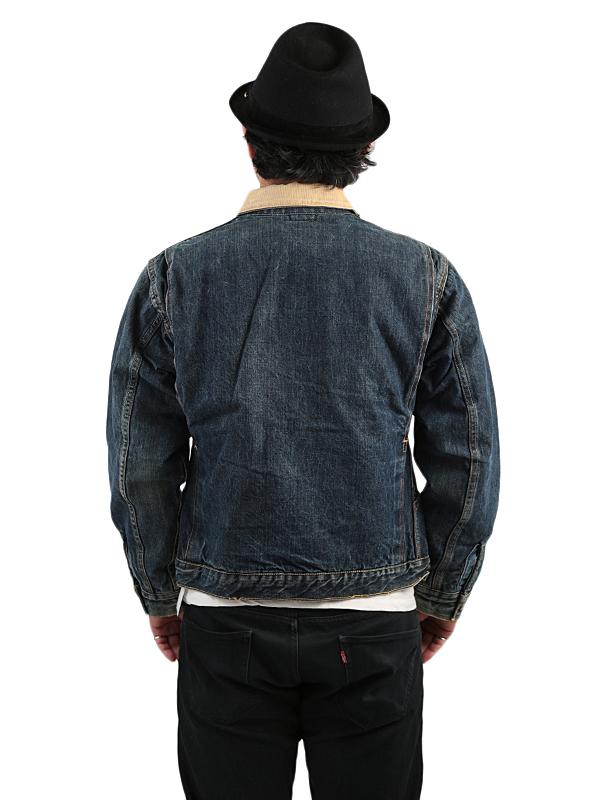 Used / Big Smith / 1970's Denim Jacket / M-Size