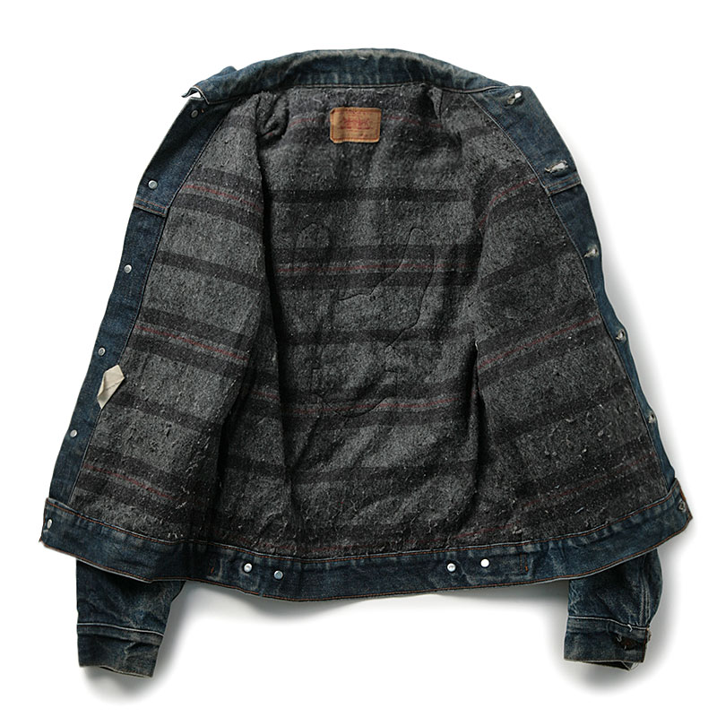 Used / Levi's / 70505 Denim Jacket / S-Size