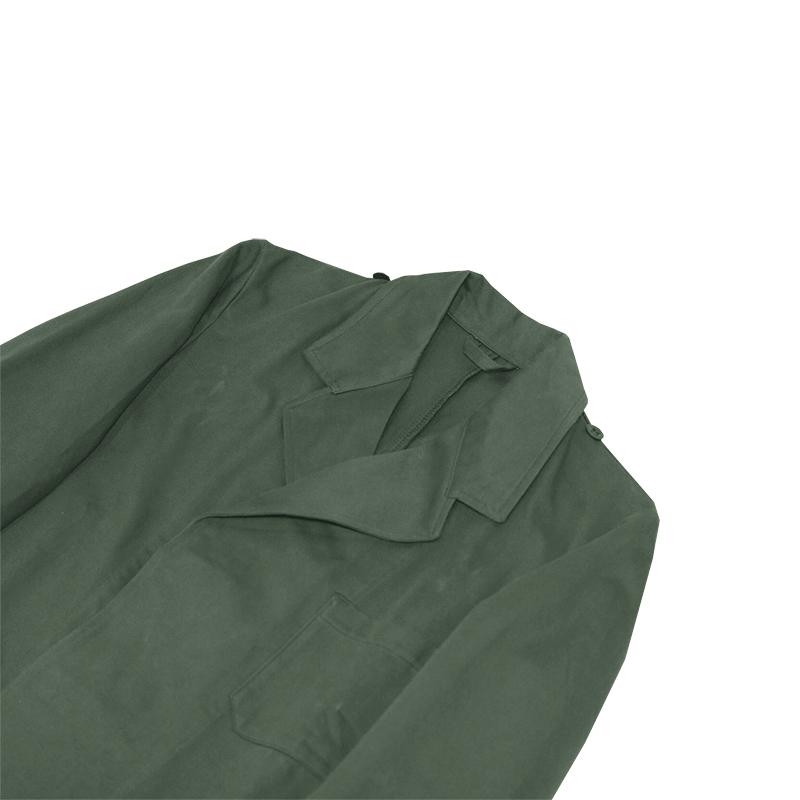 Netherlands Military / 1980'sDeadstock / Velcro Coat