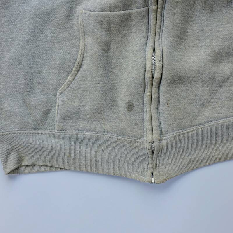 Used / Unknown / 1960's Vintage / Sweat Parka / Lining Thermal / X-Large