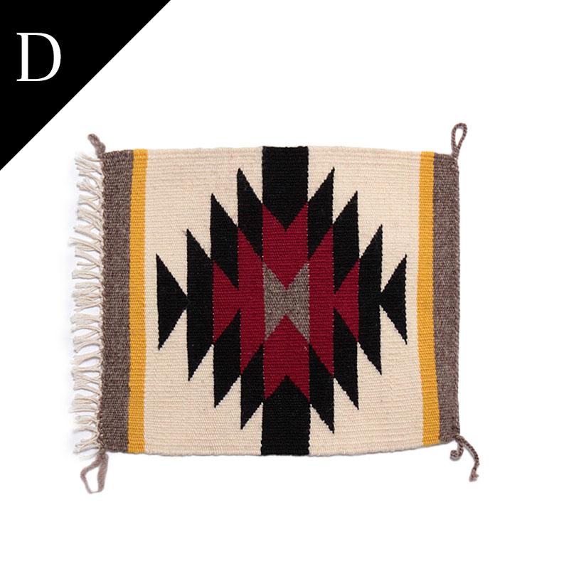 Navajo / Lambwool Fringe Rugs Matt