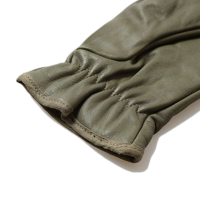 French Military × Procoves / 1990's Deadstock / Leather Glove / Medium
