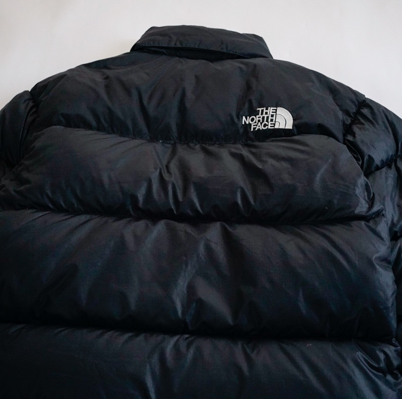 THE NORTH FACE / 1990's Vintage / Nuptse Down Jacket / Medium、Large