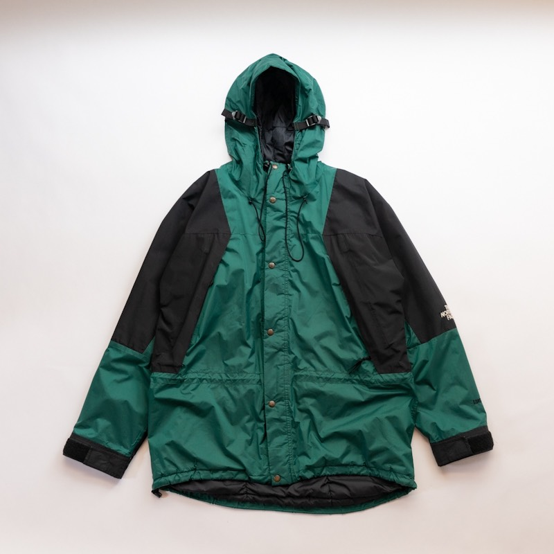 THE NORTH FACE / 1990's Vintage / 3D Mountain Light Jacket / X-Large