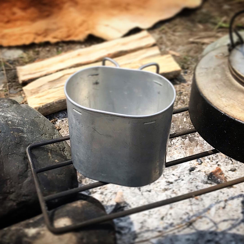 Swiss Military / 1980'sVintage / Canteen Cup