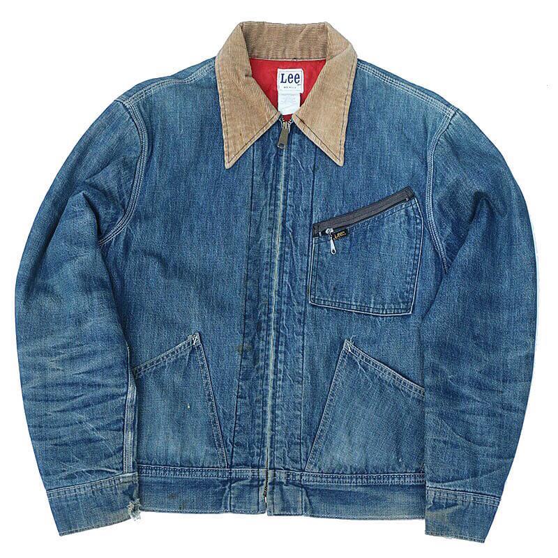 Used / Lee / 1970's Vintage / 91-LB Denim Jacket