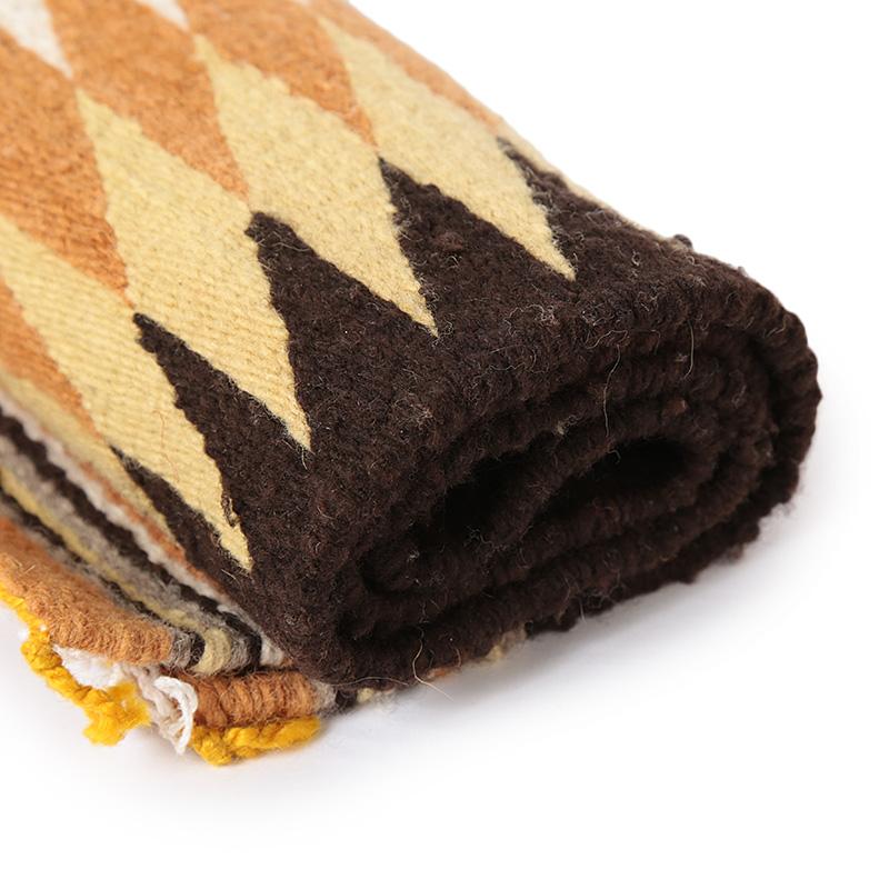 Navajo / Wool Rags Mat